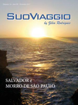 SuoViaggio Ed 14 - Ano III - Fevereiro 2017 pag 1