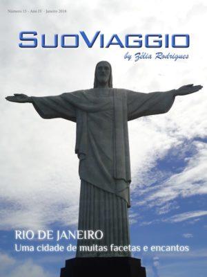 SuoViaggio Revista N. 15 - Janeiro 2018 - Ano IV