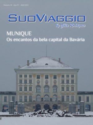 SuoViaggio Revista N. 18 - Abril 2018 - Ano IV