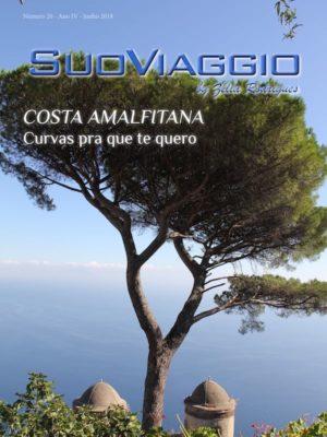 SuoViaggio Revista N. 20 - Junho 2018 - Ano IV