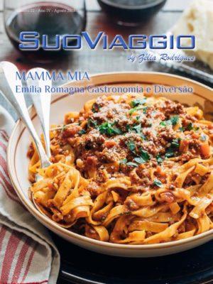 SuoViaggio Revista N. 22 - Agosto 2018 - Ano IV