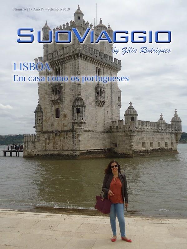 SuoViaggio Revista N. 23 - Setembro 2018 - Ano IV